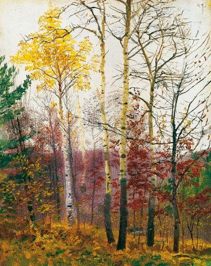 Mednyánszky, László (1852-1919) Autumn