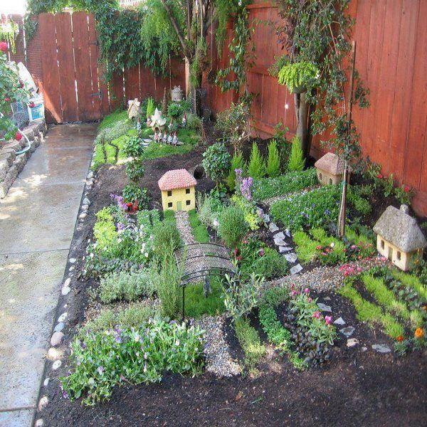 ein Kräutergarten muss nicht langweilig sein!