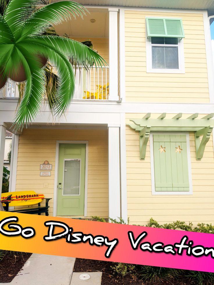 Out two bedroom cottage for rent at Margaritaville Resort