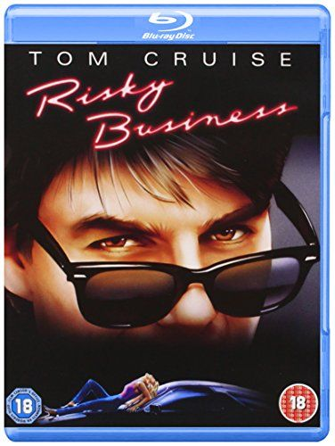 Risky Business [Blu-ray] [1983] This is one of my favourite 80's movies with some real comedy scenes far better than Ferris Bulars day off 5*****