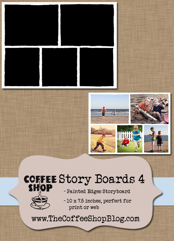 Best Pse Storyboards Images On   Storyboard Template