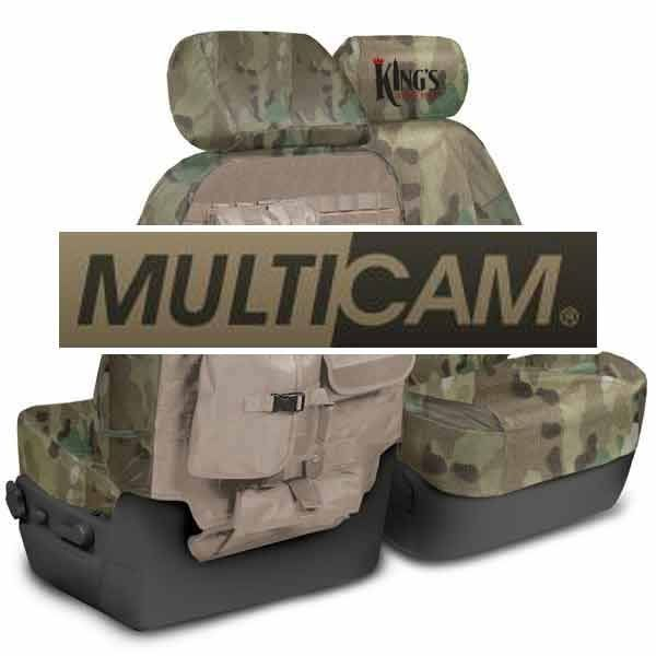 Multicam (Tactical Seat Covers) Debating which would look better between this and highlander Kryptek.