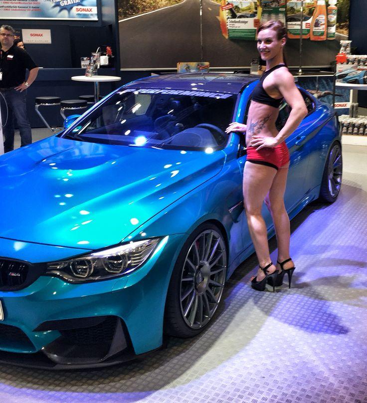 BMW M4 JP Performance