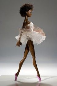 Black Ballerina Barbie