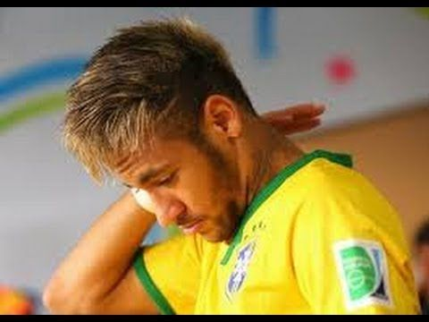Neymar Cries for Brazil worst Lost, Fifa World Cup 2014, Fans Crying