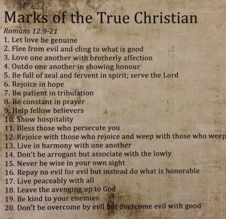 |||Romans 12:9-21|||