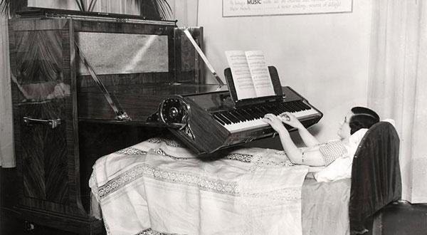 11 «πρωτοποριακές» εφευρέσεις του παρελθόντος Πιάνο για καθηλωμένους
