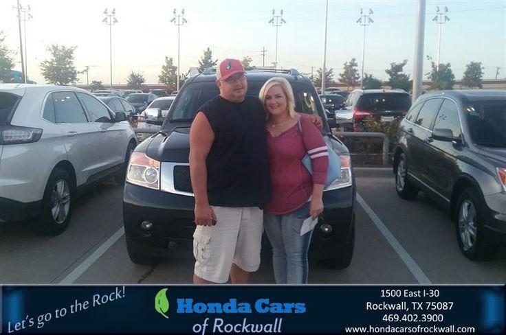 https://flic.kr/p/LBeZ9W   Congratulations Brian  from Scott Alexander at Honda Cars of Rockwall!   deliverymaxx.com/DealerReviews.aspx?DealerCode=VSDF