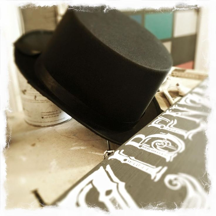 An old new years hat