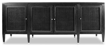 Atherton Server - transitional - Buffets And Sideboards - Brownstone Inc.