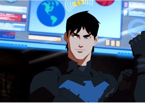 Nightwing Unmasked by ...