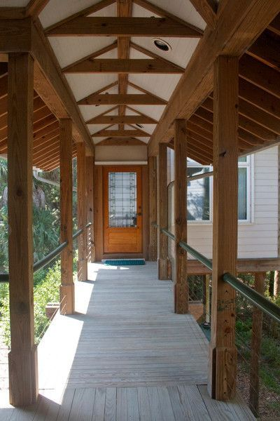 25 Best Ideas About Covered Walkway On Pinterest