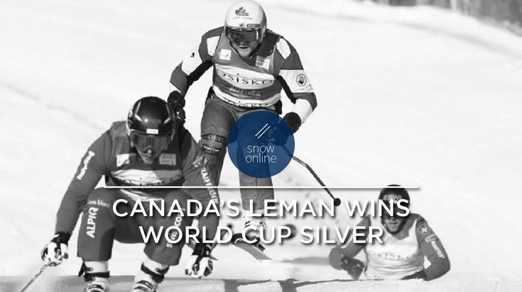 THE CANADIAN PRESS MEGEVE, France – Canada's Brady Leman won a silver medal at the men's ski cross World Cup on Saturday. Leman finished second behind Jean Frederic Chapuis of France. The Canadian made a strong pass to move from fourth to second and held the position for his second podium appearance of the...