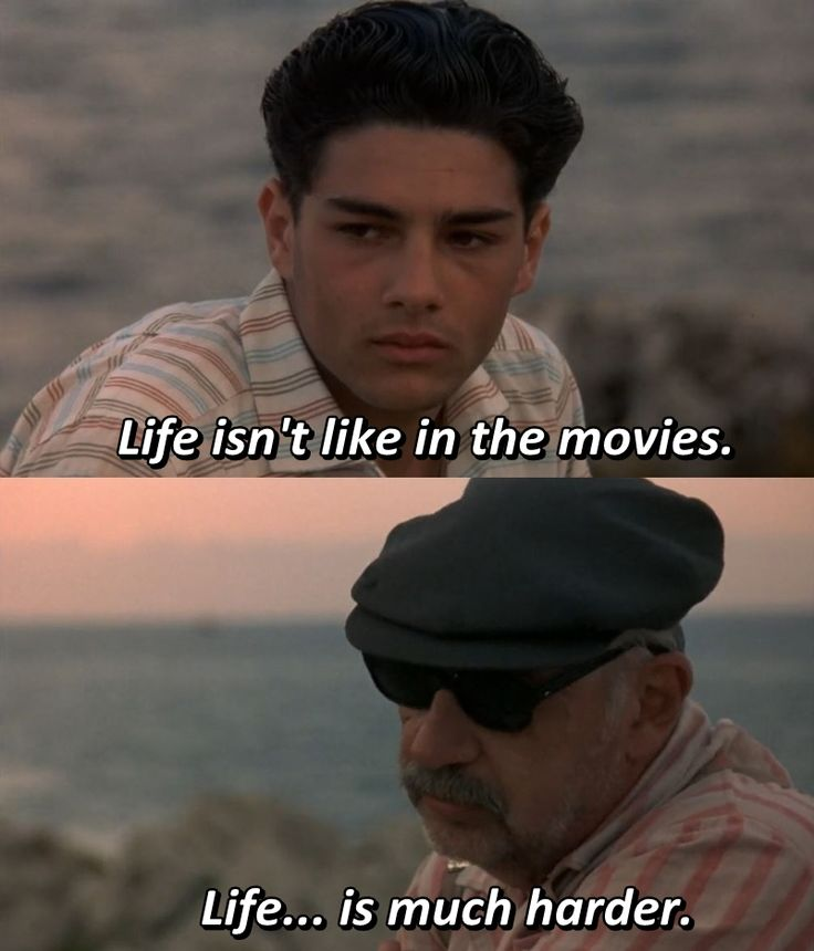 Cinema Paradiso (1988)  Via https://www.facebook.com/TheBestMovieLines on…