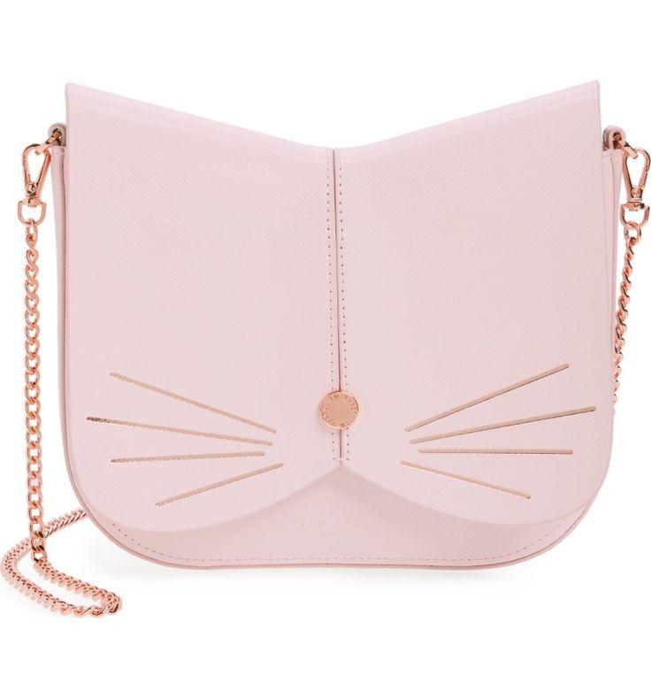 Kedi yüzü tasarımlı bu çanta genç kızınıza harika bir doğum günü hediyesi olabilir. #maximumkart #aksesuar #moda #fashion