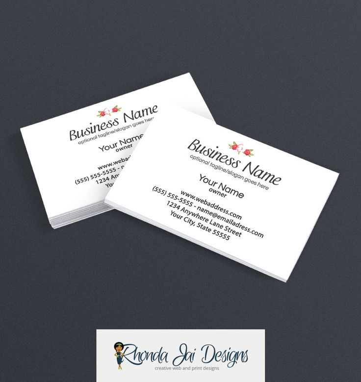 Selling business cards on etsy image collections card design and 57 best etsy business cards images on pinterest business card business card designs printable business card reheart Image collections