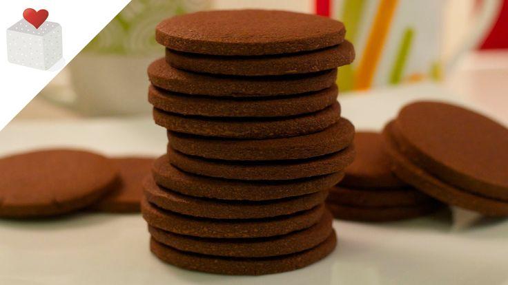Mi receta para hacer Galletas de chocolate perfectas  Suscríbete a mi canal: http://www.youtube.com/subscription_center?add_user=chininrequena
