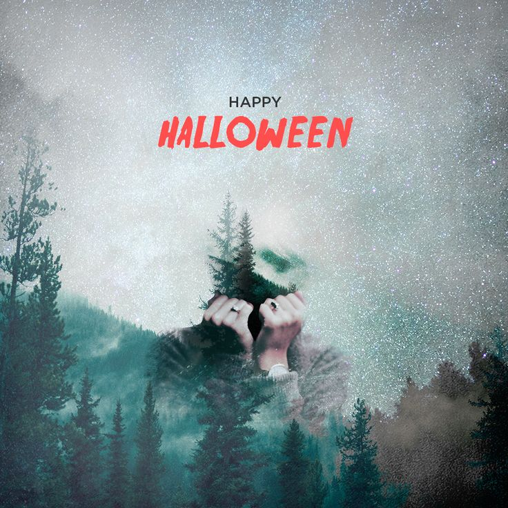 """Check out my @Behance project: """"Happy Halloween"""" https://www.behance.net/gallery/44093529/Happy-Halloween"""