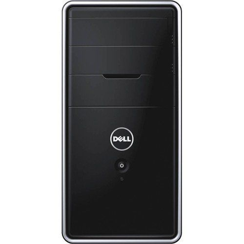 Dell Desktop best price  Dell Inspiron 3847 Desktop Intel Core i7-4790 Processor (8M Cache up to 4.0 GHz) 8GB DDR3 RAM 1600 MHz 1TB 7200 rpm HDD DVD/CD Drive Bluetooth HDMI Windows 10  Black #hardware