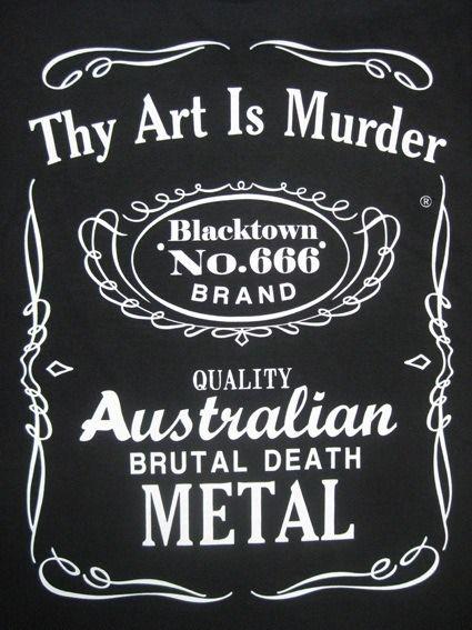 THY ART IS MURDER