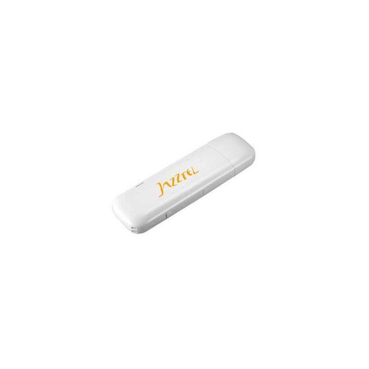 Huawei E156G HSDPA 3.6Mbps - Logo Jazztel - White Model  HWMW3VWH Huawei 3G GSM Modem termurah hanya di Gudang Gadget Murah. Huawei E156G merupakan USB modem dengan koneksi GSM dan dapat mendukung kecepatan hingga tingkat HSDPA 3,6 Mbps. Modem ini cocok bagi Anda yang membutuhkan koneksi internet dengan kecepatan maximal baik upload maupun download - White http://www.gudanggadgetmurah.com/usb/1376-huawei-e156g-hsdpa-36mbps-logo-jazztel-white.html