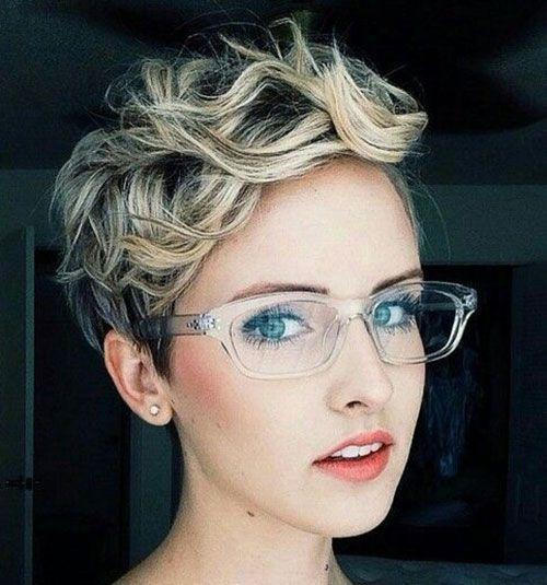 Groovy 17 Best Images About Eyeglasses On Pinterest Pixie Hairstyles Hairstyles For Men Maxibearus