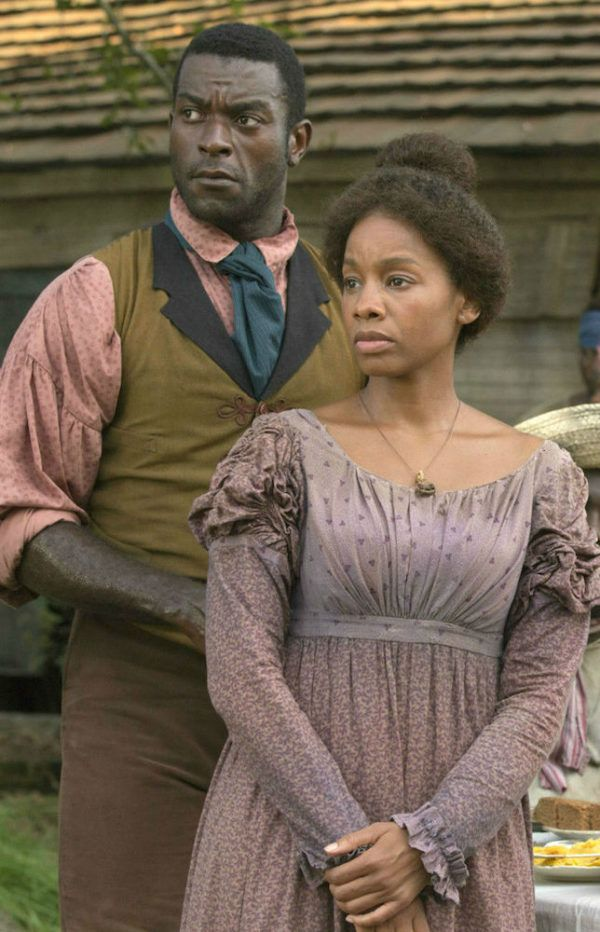 Kizzy and George in Roots