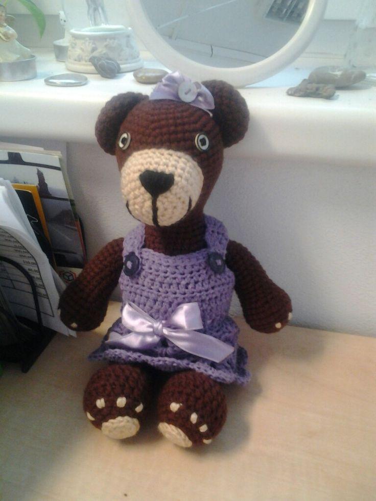 Medvědí slečna