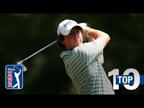 Top 10:  Rory McIlroy shots on the PGA TOUR
