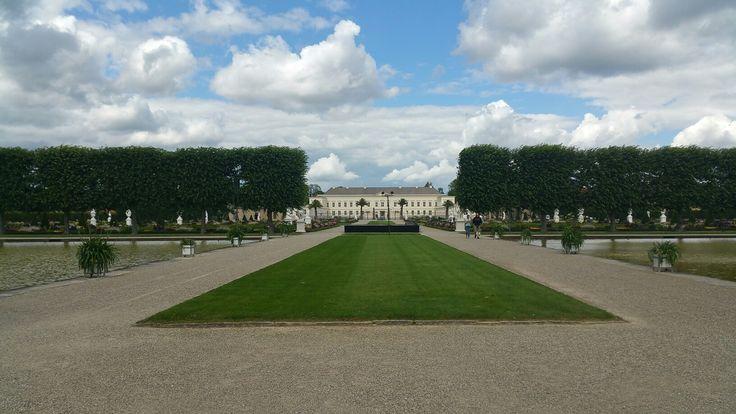 Herrenhäuser Gärten in #Hannover