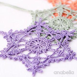 Anabelia craft design: Patterns library
