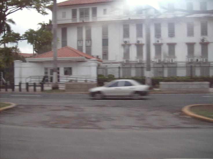 Last Residence of Noriega