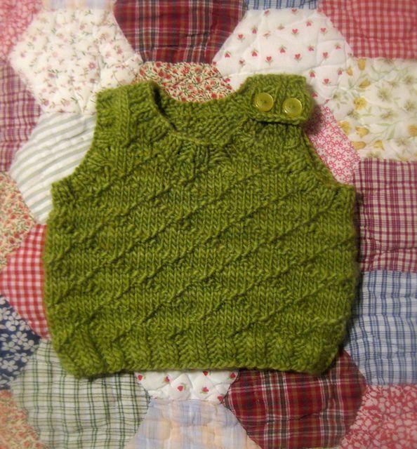 Crochet Baby Hunting Vest Pattern : Pin by Patti Stuart on Crochet: Baby Boy Clothes Pinterest