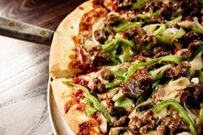 Sf: Bay Area Pizza Place, vegan option
