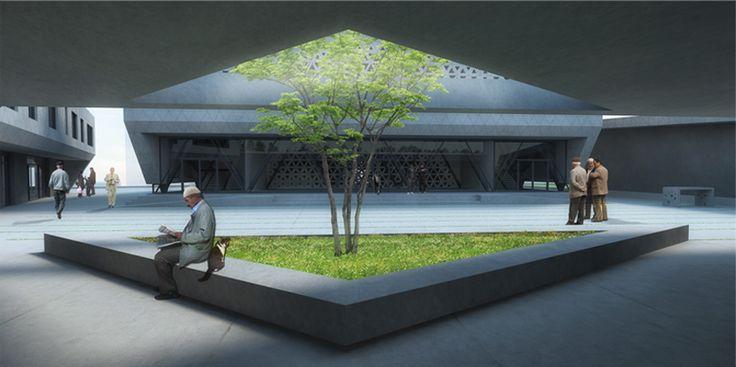 manço architects: halide edip adivar mosque