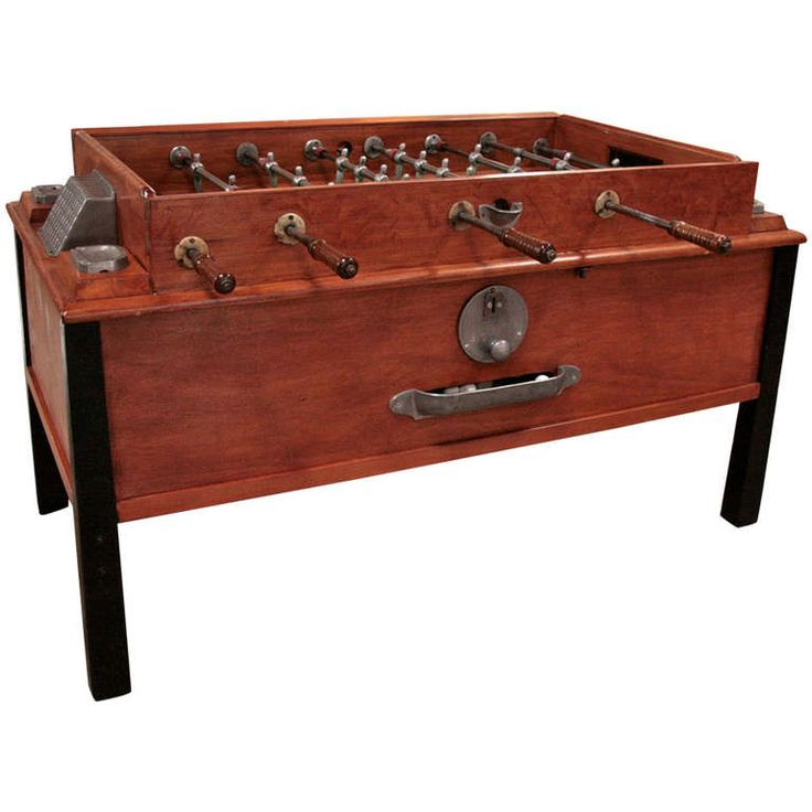 17 Best Images About Foosball Tables On Pinterest