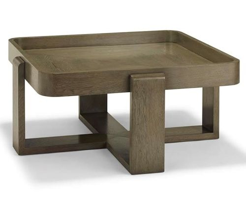 Crowell Coffee Table By Quintus MidCentury Modern, Traditional,  Transitional, Wood, Coffee Cocktail Table By Dennis Miller Associates