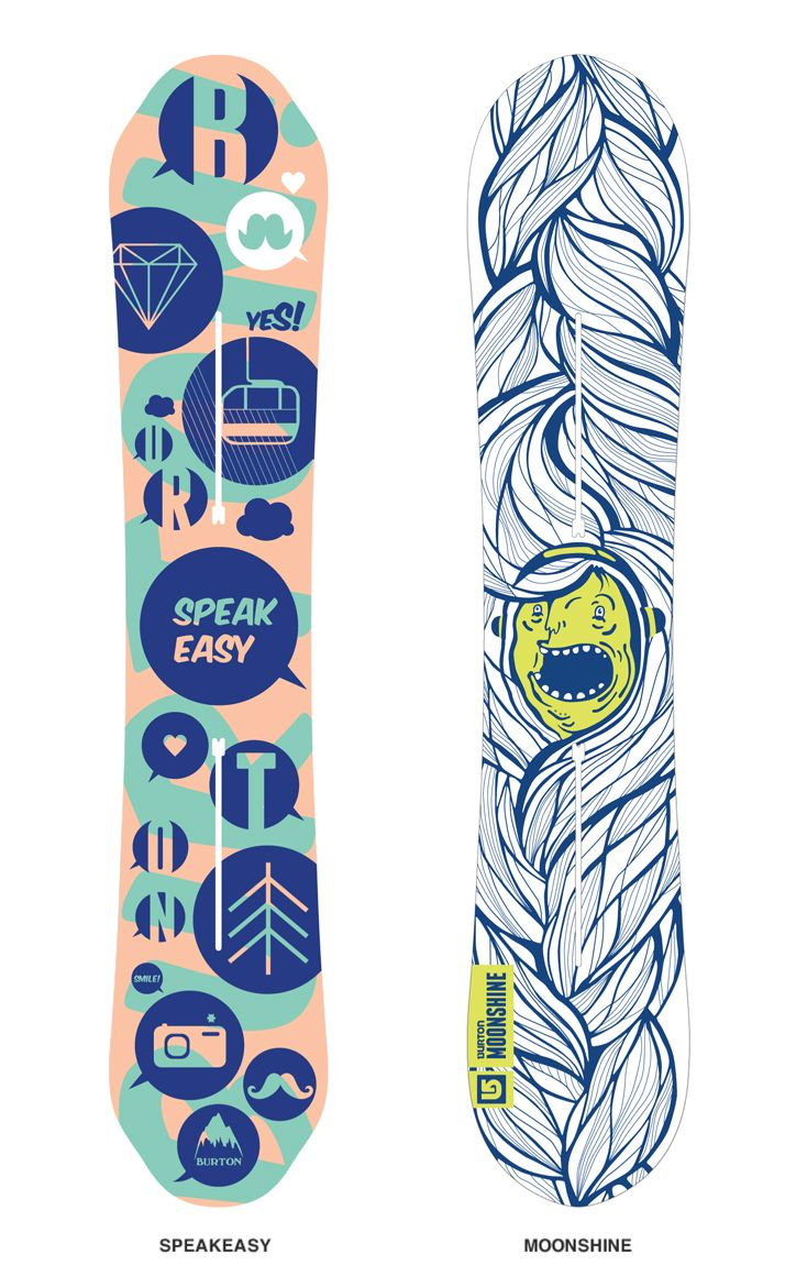 17 Best Images About Snowboard Designs On Pinterest
