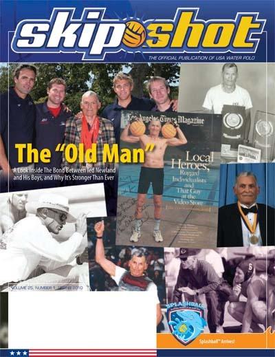 Skip Shot Magazine Water Polo 69