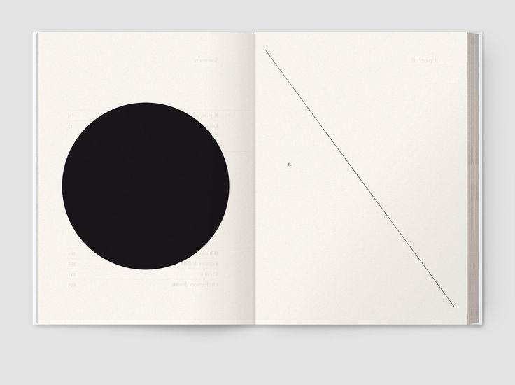 """Extractions des espaces sauvages Editions Van Dieren, 2011"" amazing minimalistic graphic design   typography / graphic design: David Dunn @ notter + vigne  "