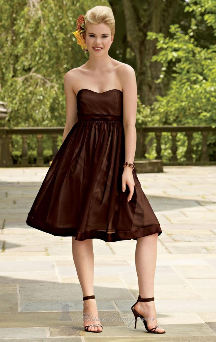 498 best best friends and bridesmaids images on pinterest jordan 154 dress missesdressy brown bridesmaid dressesjunior ombrellifo Images