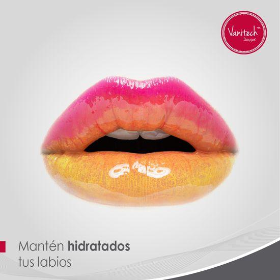 Unos labios hidratados se ven más lindos y sexys, que uno secos y opacos.