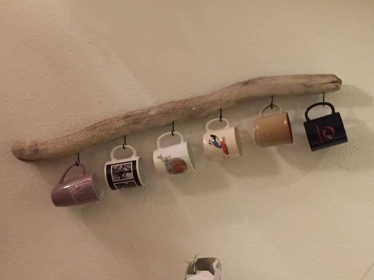Tassenhalter Wand