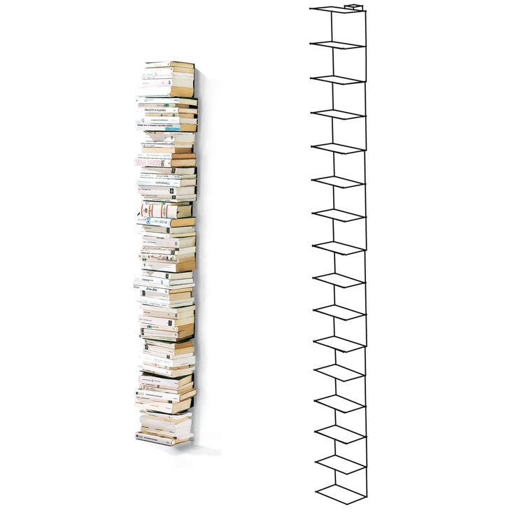 Bücherregal wand ikea  Die besten 25+ Wand Bücherregale Ideen auf Pinterest | Regale ...