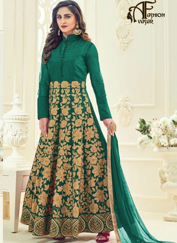 Anarkali Salwar Suit Designs