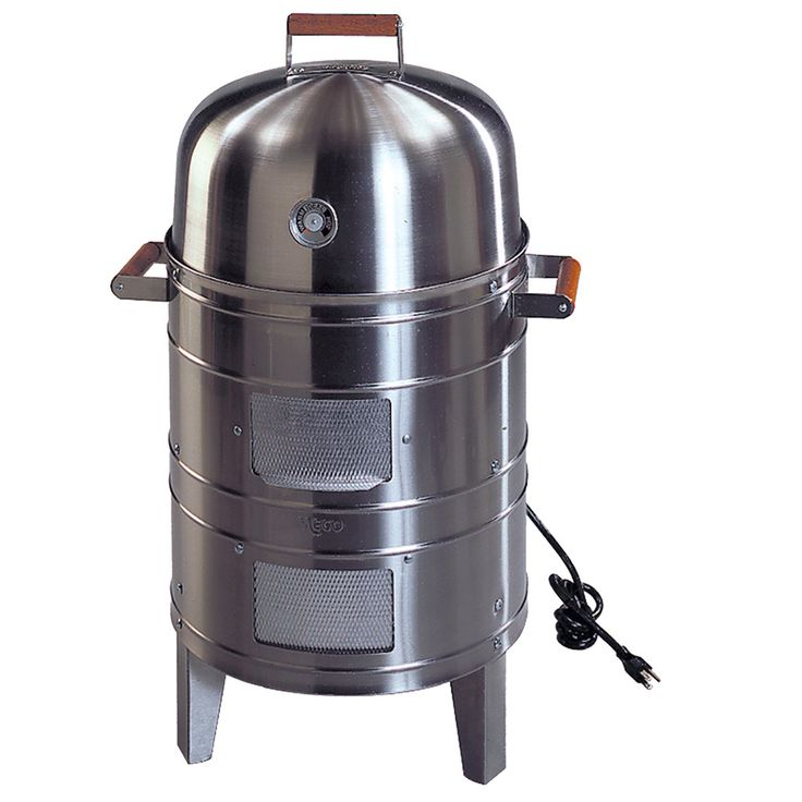 Stainless Steel Electric Water Smoker
