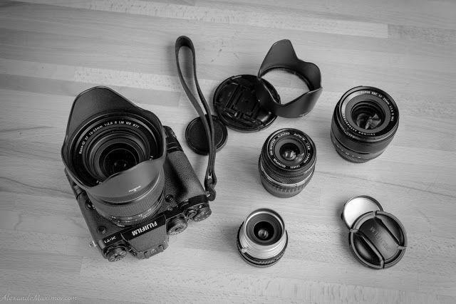 Alexandr Maximov: XF16-55mmF2.8 R LM WR & XF23mmF1.4 R и ещё