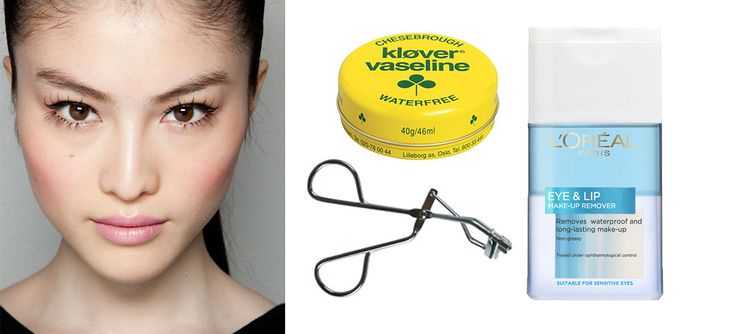 Så får du längre ögonfransar – utan mascara!