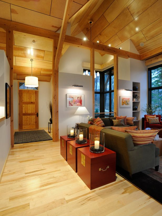 HGTV Dream Home 2011 Gathering Room Seating