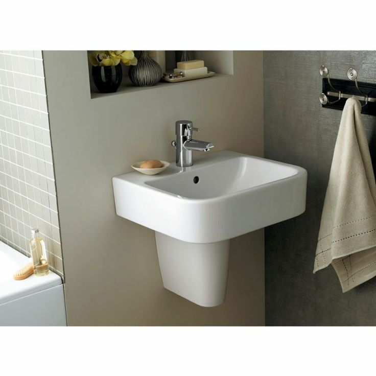 Ideal Standard Concept Cube 40cm Handrinse Basin